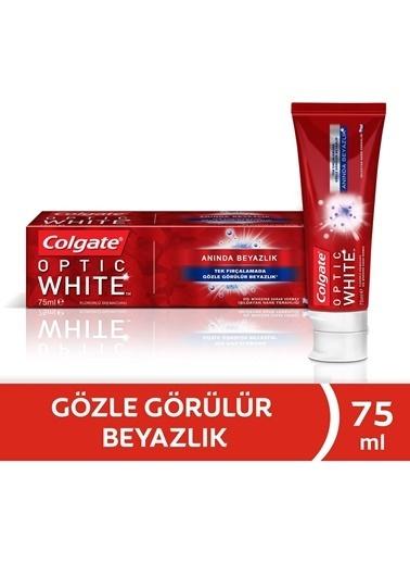 Colgate Colgate Optik Anında Lık Diş Macunu 75 Ml Renksiz